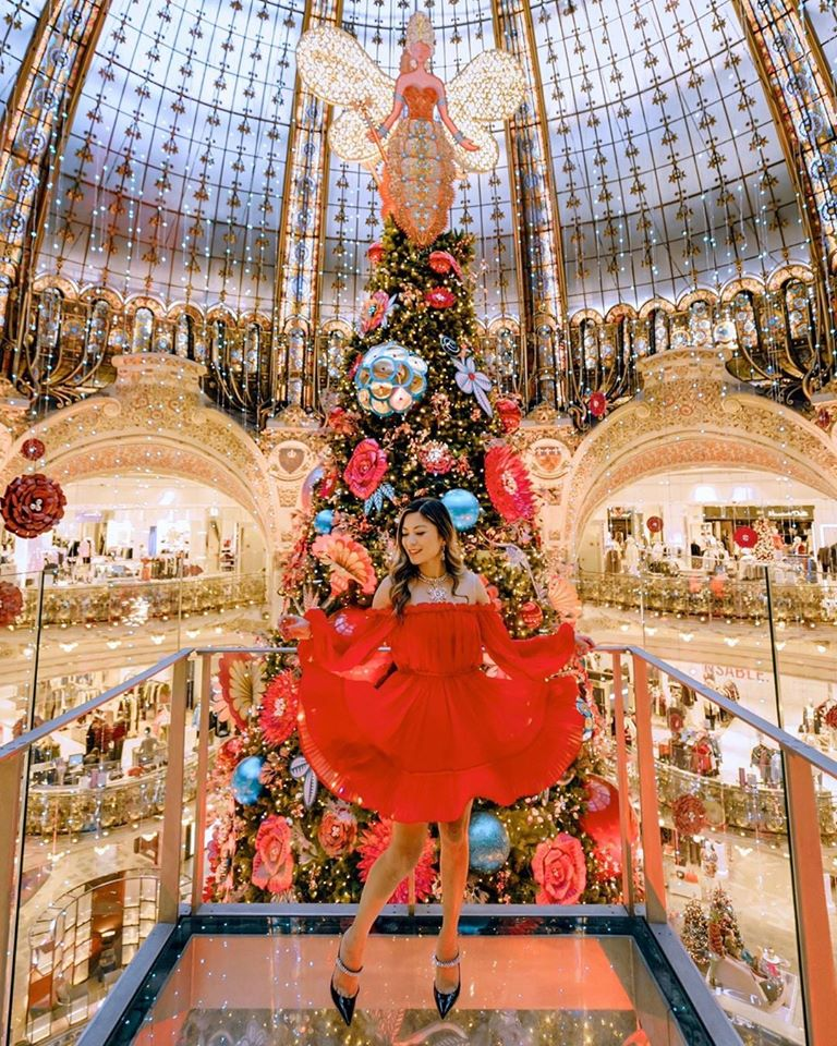É Natal! Criatividade inusitada marca decoração das vitrines pelo mundo
