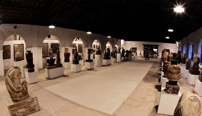 Morre Francisco Brennand, o nome lendário das esculturas gigantes