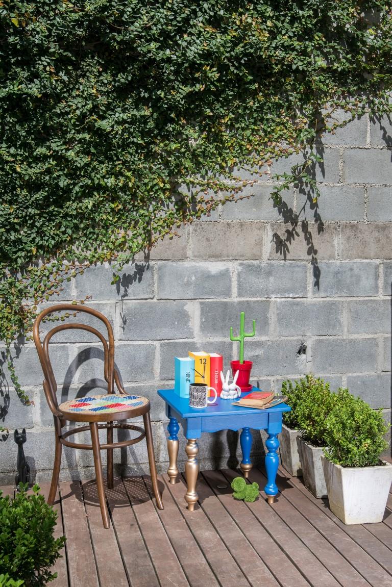 Móveis usados de um jeito novo.Foto:LETICIA AKEMI Gazeta do Povo