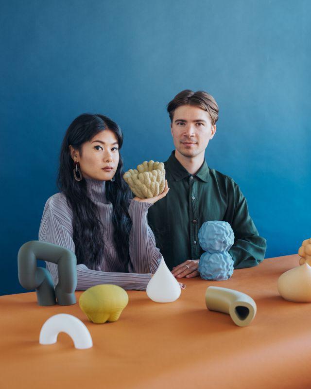 O estúdio de arte e design Wand & Söderström é um dos expositores do Greenhouse em 2020. Foto: Mishael Phillip