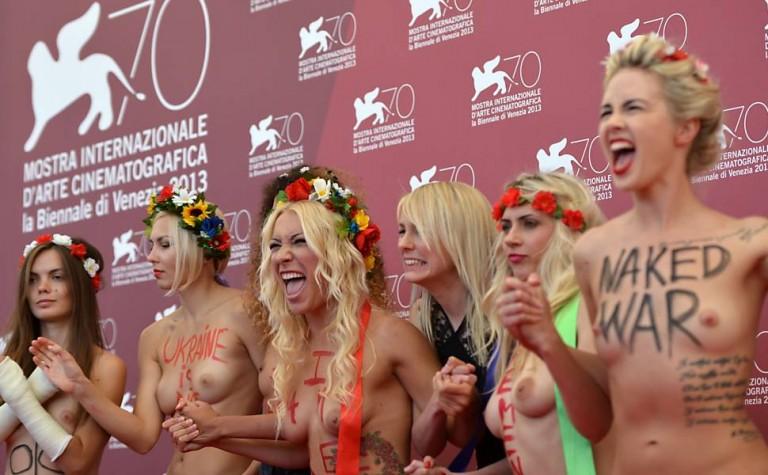 Feminismo machista: o Femen foi criado e era controlado pelo inimigo!