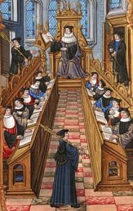 A Igreja Católica medieval criou uma instituição que mudaria o mundo: a universidade