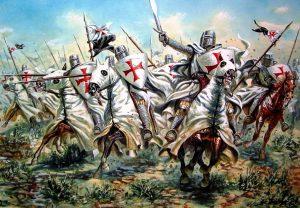 As Cruzadas e o nascimento do cavalheirismo medieval