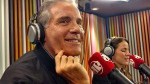 Roberto Justus adota discurso totalmente liberal em entrevista na Jovem Pan