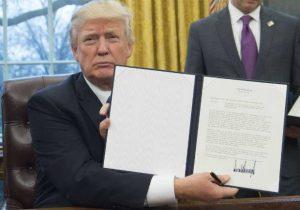 Trump pode até ter um viés protecionista, mas romper com o TPP não é prova disso: ele sim era protecionista!