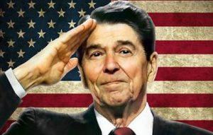 Ronald Reagan: um grande líder