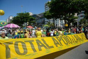 Rescaldo das manifestações de 26 de março