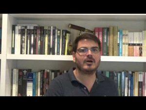 """Vídeo sobre o livro """"Guia Bibliográfico da Nova Direita"""", de Lucas Berlanza"""