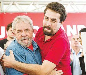 Extrema-esquerda, liderada pelo invasor Boulos, articula novo partido