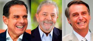 O que interpretar da nova pesquisa Datafolha, com Lula, Bolsonaro e Marina à frente?