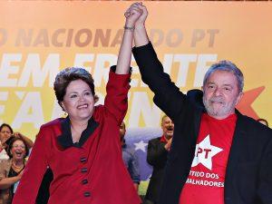 Lula trai Dilma e acusa companheira de ter traído seu eleitorado