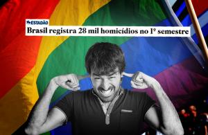 Pior do que a homofobia é a ratiofobia: o medo da razão