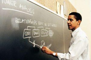 Obama e a juventude: é preciso doutrinar cada vez mais cedo!
