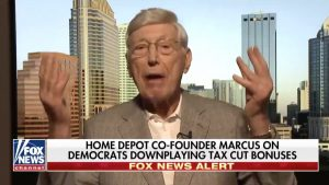 """Fundador da Home Depot para democratas: """"usem seus cérebros estúpidos"""""""