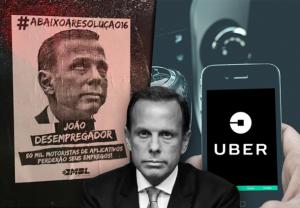 MBL versus Doria: as absurdas regras contra os aplicativos de transporte