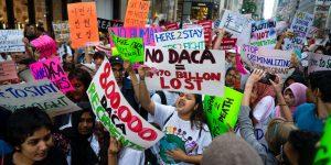 Imigrantes ilegais, os mascotes e futuros eleitores dos democratas de esquerda