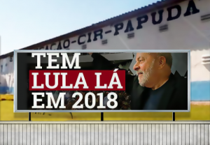 Epitáfio para Lula