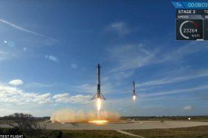 Lançamento da SpaceX, de Elon Musk, mostra abismo entre iniciativa privada e estado