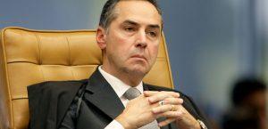 Ministro Barroso e seu ativismo ideológico no STF são um perigo para a nação