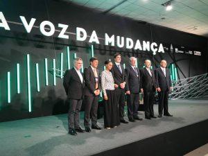 Pré-candidatos a presidente apresentam suas armas no Fórum da Liberdade em Porto Alegre