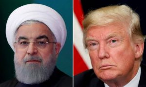 Em atitude corajosa de estadista focado no longo prazo, Trump retira EUA de acordo iraniano