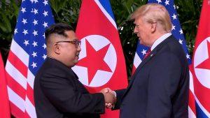 Encontro histórico de Trump com ditador coreano expõe ideologia perversa da mídia