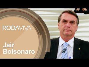 Roda Viva com Bolsonaro expõe vergonhoso despreparo e escancarado viés ideologico da mídia