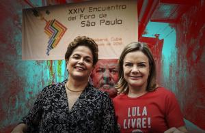 Dilma, Cuba e o fantasma podre do Foro de São Paulo