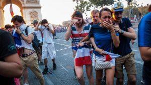 Como ganhar uma Copa e perder um país: França vive cenas de caos após vitória na Rússia
