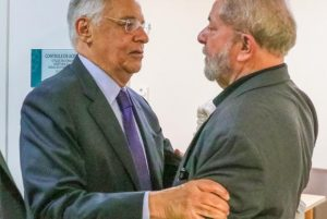 FHC não descarta aliança com PT contra Bolsonaro no segundo turno