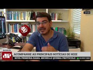Discurso de posse de Bolsonaro teve brilho certo e agenda correta – Jovem Pan