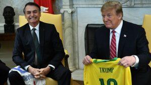 Simbolismo da visita de Bolsonaro aos EUA é importante, mas resta aguardar resultados concretos