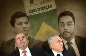 Por que darem um privilégio ao Temer que não foi dado ao Lula?