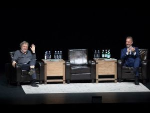 """Debate do século"": Jordan Peterson x Zizek"