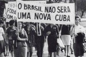 1964 e a liberdade de opinião