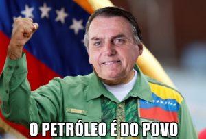 Dilma, és tu?! Bolsonaro dá um tiro no pé liberal ao adotar congelamento de preços do diesel
