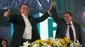 Mourão alerta que se governo falhar, conta vai para as Forças Armadas; não, vai para Bolsonaro!