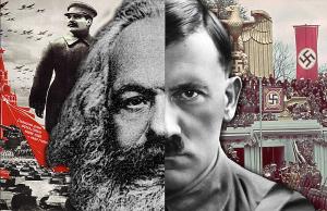 O Socialismo e o Nazismo são irmãos siameses