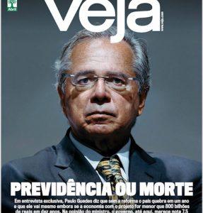 Previdência ou morte: Paulo Guedes diz que se manda do Brasil se só ele quer reforma