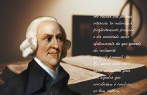 Série Heróis da Liberdade: Adam Smith