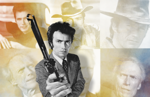 Série Heróis da Liberdade: Clint Eastwood