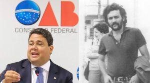 Nem numa guerra se cruzam certos limites: Bolsonaro deve desculpas ao presidente da OAB
