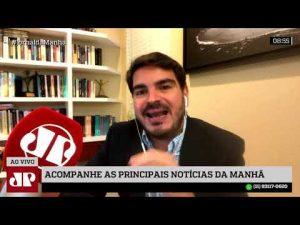Indicação de Eduardo é uma mancha no governo Bolsonaro – Jovem Pan