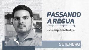 Passando a régua – setembro de 2019