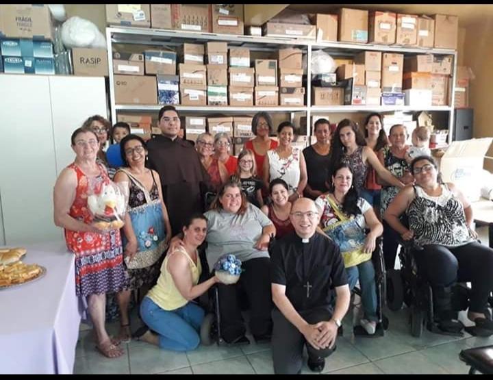 Participantes se reúnem todas as terças, quartas e quintas. Foto: Arquivo Valquíria da Rocha
