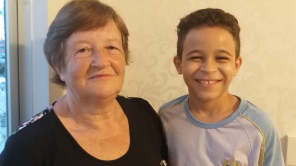 Marlene Hinckel havia começado as aulas do Ensino de Jovens e Adultos (EJA) há pouco tempo, mas precisou parar por causa da pandemia.