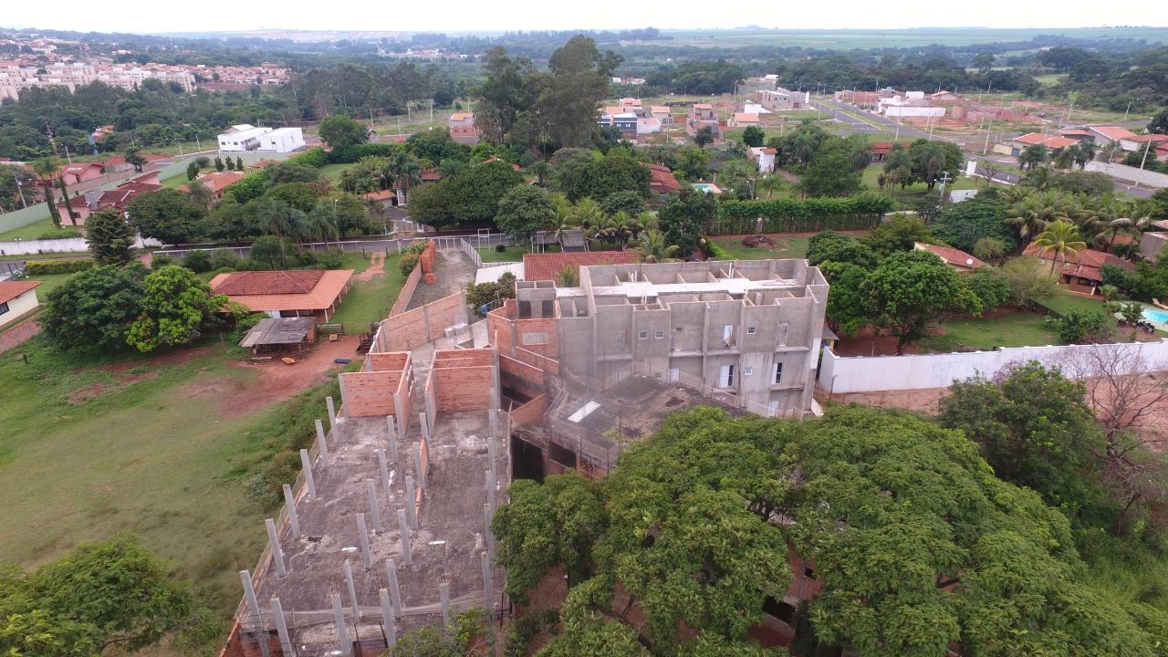 A construção de 3.200 m² já está em andamento, mas faltam R$ 4,8 milhões para que seja finalizada. Foto: Divulgação/Caaf