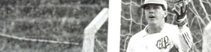 Marolla, ídolo da torcida. Arquivo GRPCOM