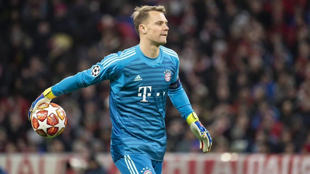 Neuer é o modelo do goleiro do século 21. Mas não dá pra clonar ele.