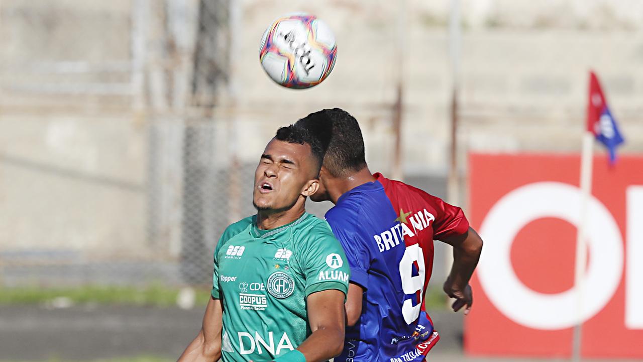 Camisa 9 vem sendo um problema para o Paraná. Após 26 jogos, ainda não tem um dono.